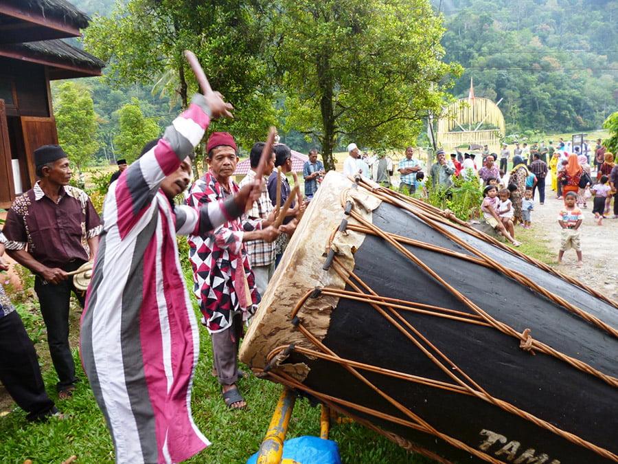 Gordang Sembilan sebagai adat buadaya mandailing akan digelar di Mandailing Julu.